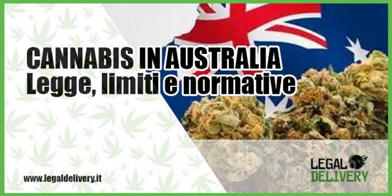 In australia la cannabis legale legaldelivery blog for Domicilio legale
