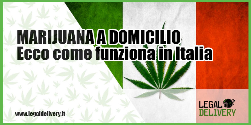 Cannabis legale consegna a domicilio legaldelivery blog for Domicilio legale